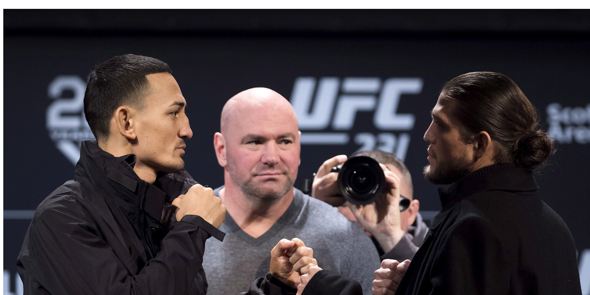 UFC 231 live coverage: Round-by-round, fight-by-fight results for Holloway vs. Ortega