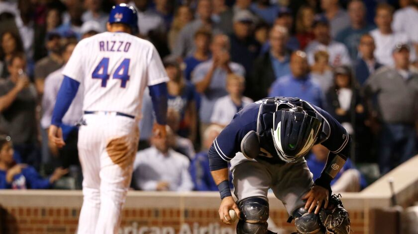 Despite the Padres reaction on the field in the Austin-Hedges-Anthony Rizzo saga, the Padres aren't soft.