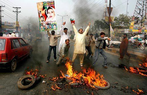 Unrest in Pakistan