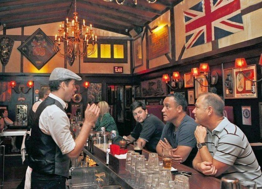 Counter Intelligence: The Pikey, simply a pub with better food