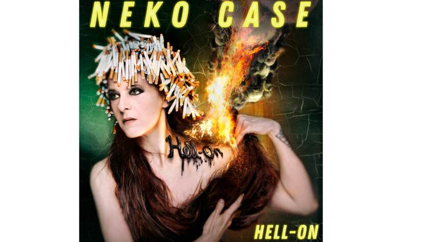 Neko Case's latest studio album, Hell-On.