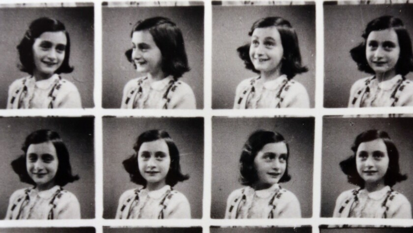 Changes have been made to the copyright of Anne Frank's bestselling diary.