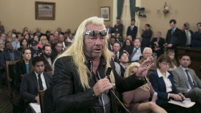 "Duane ""Dog the Bounty Hunter"" Chapman"