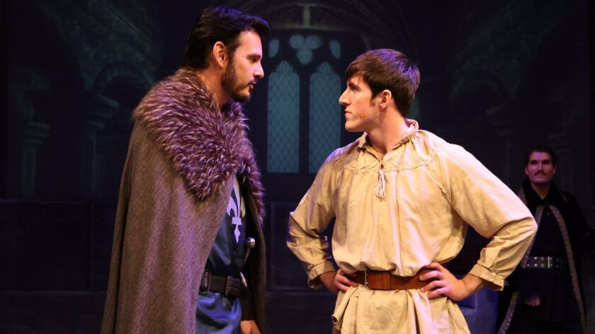 Review: On Theater: A roaring 'Lion' in the Attic - Los