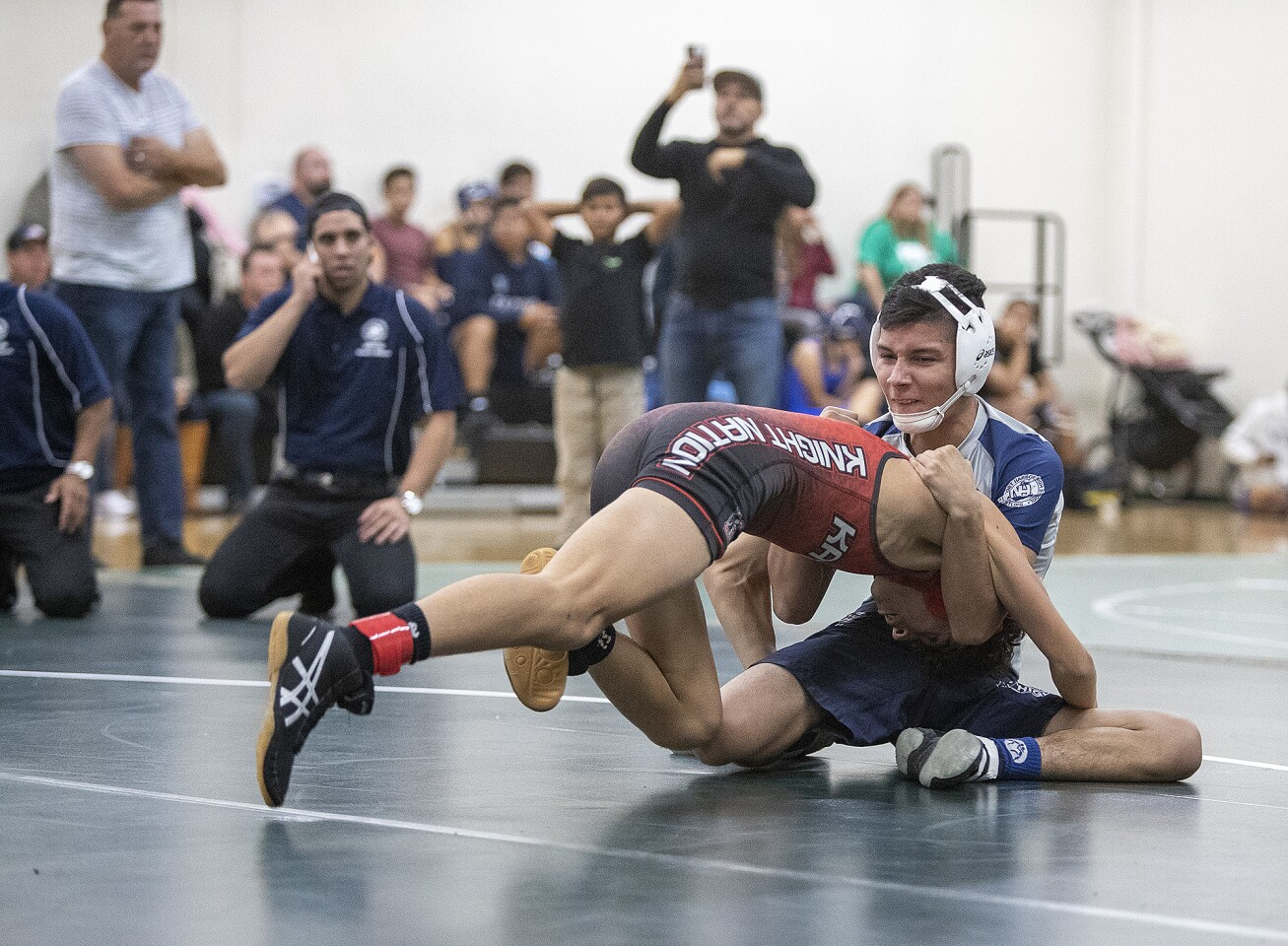Photo Gallery: Costa 4-Way Duals in wrestling