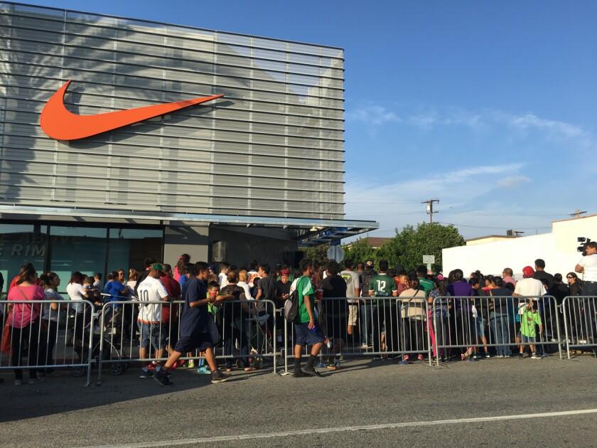 Nike Store East Los Angeles