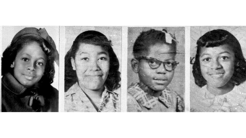 House votes to honor victims of 1963 Birmingham church bombing