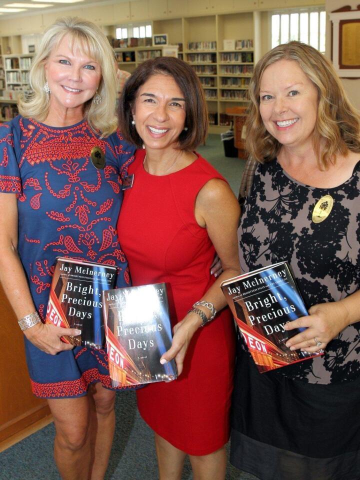 Melissa Brewster, Susan Appleby, Dana McCaskill