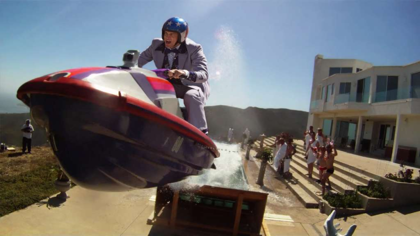 "New research confirms that men -- like Johnny Knoxville, pictured above in the movie ""Jackass 3D"" -- are more likely than women to engage in idiotic behavior."