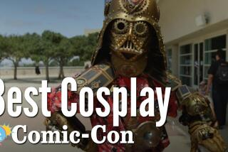 The Best Cosplay of Comic-Con 2017