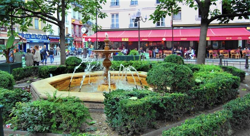 Ernest Hemingway's Paris springs to life via cafes, brasseries, more