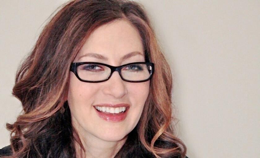 Author Annabelle Gurwitch.