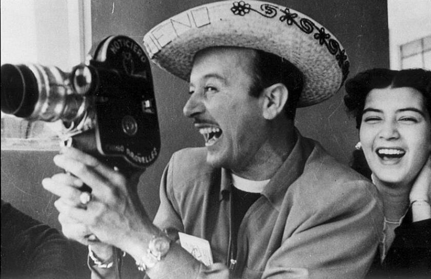 Fotografía inédita cedida por el Festival Internacional de Cine en Guadalajara que muestra al cantante y actor mexicano Pedro Infante (1917-1957). EFE/FICG24/SOLO USO EDITORIAL