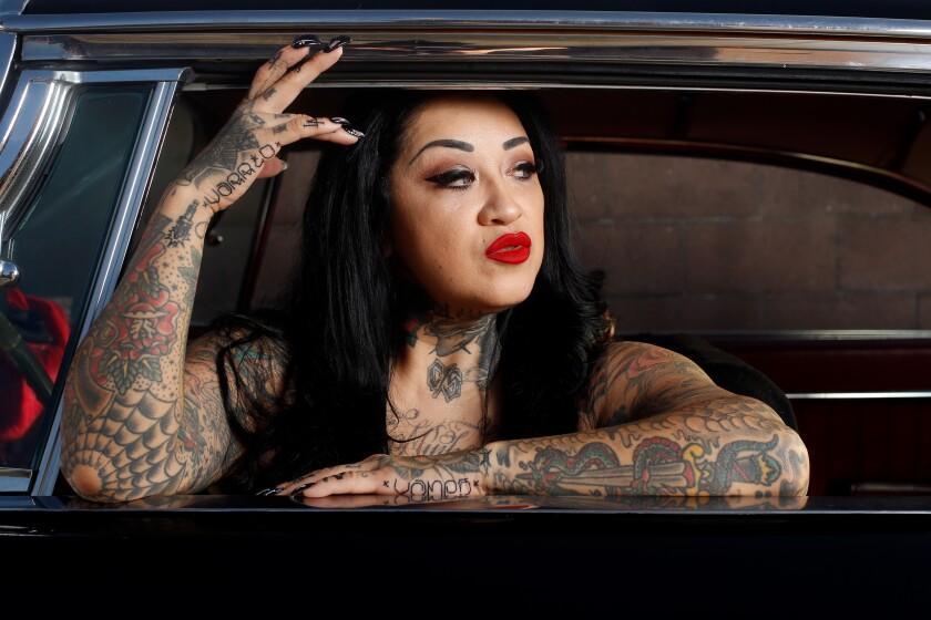 Latina Vamp