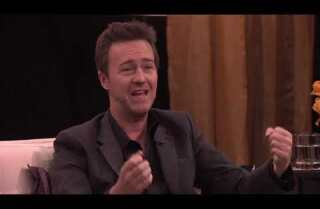 'Hollywood Sessions': Edward Norton on 'Birdman's' style