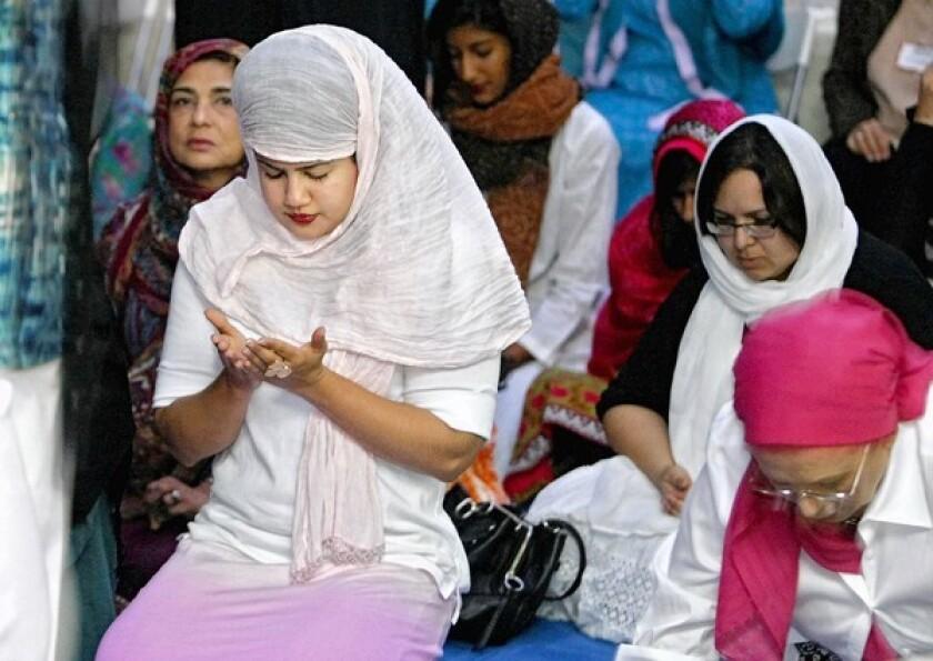 Ramadan held at Community Center of La Cañada Flintridge