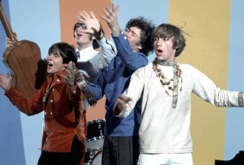 Monkees tour boycott -- or is Michael Nesmith just monkeying around?