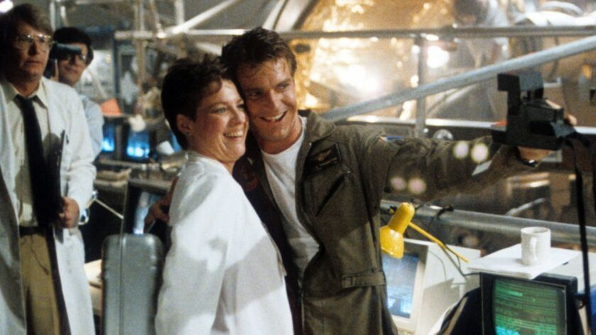 Dennis Quaid In 'Innerspace'