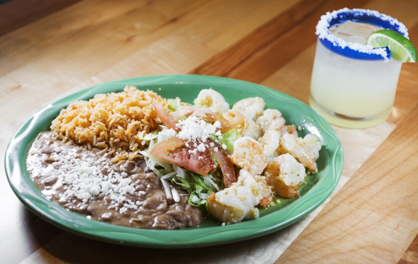 A photo of food from Ponce's Mexican Restaurant