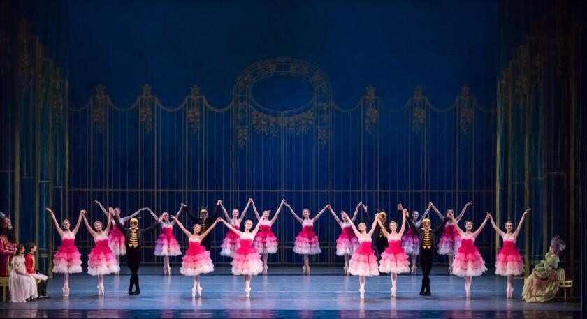 """American Ballet Theatre's """"The Nutcracker"""" runs at Segerstrom Theatre in Costa Mesa through Dec. 18."""