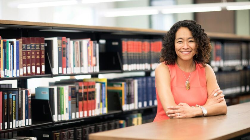 UC Irvine's L. Song Richardson will be the only woman of color to serve as dean among U.S. News & World Report's top 30 law schools, according to UCI.