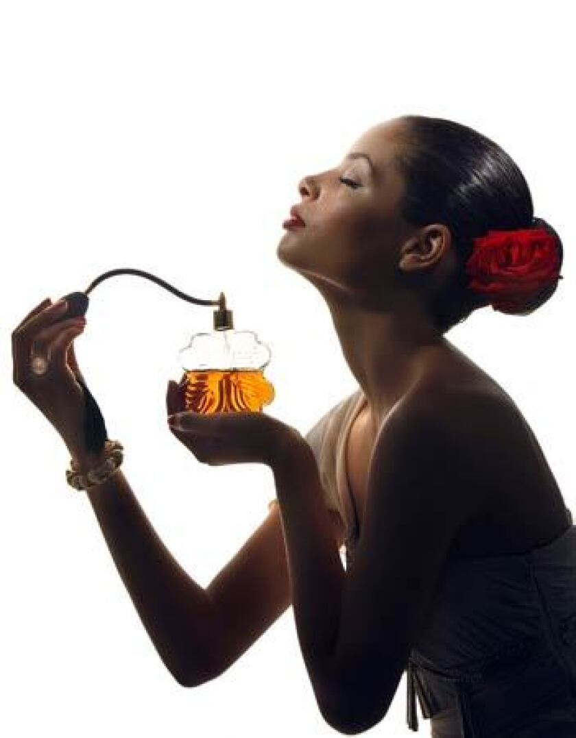 Perfume may be a pleasure to those who wear it, but its over-application is often a nuisance to others.