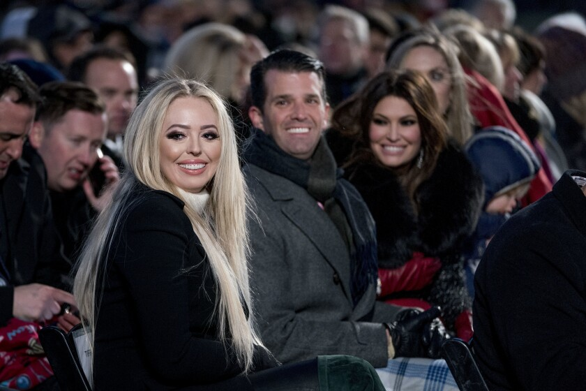 Trump Lawyer in Family