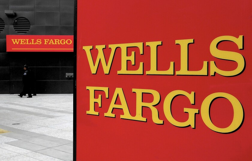 Wells Fargo has steadfastly denied that its sales policies are abusive, saying it trains its employees to put the customers' needs first and fires those that it discovers doing serious wrong.