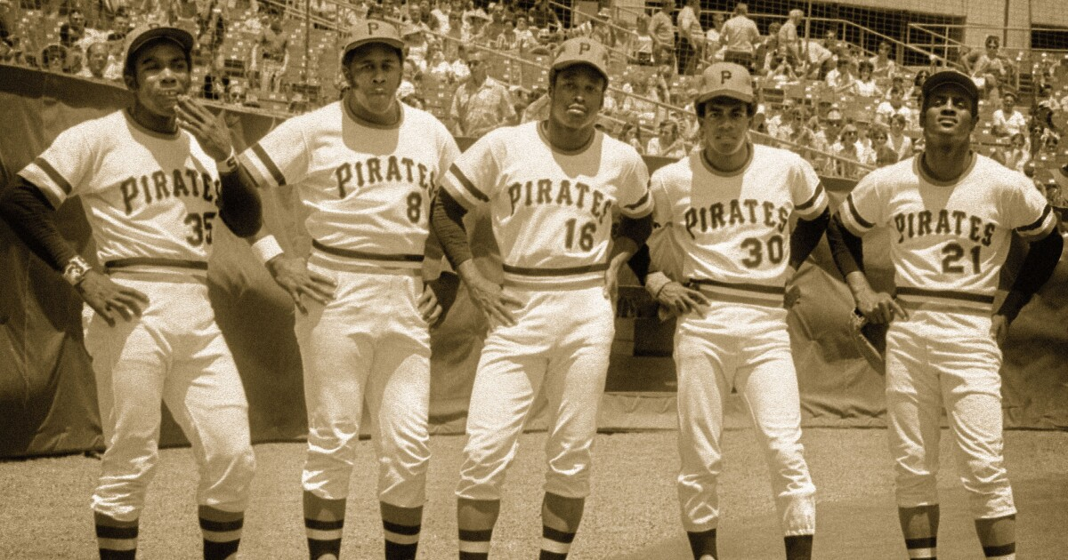 Fifty years ago, the Pirates fielded first all-Black lineup, a milestone for diversity