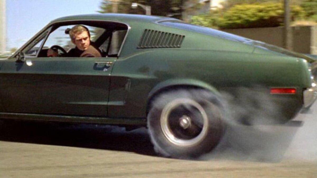Steve McQueens Bullitt Mustang sells for 34 million - Los