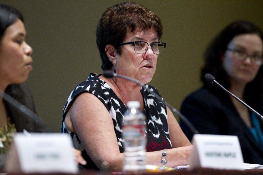 Regulator, Blue Shield at odds over charitable pledge