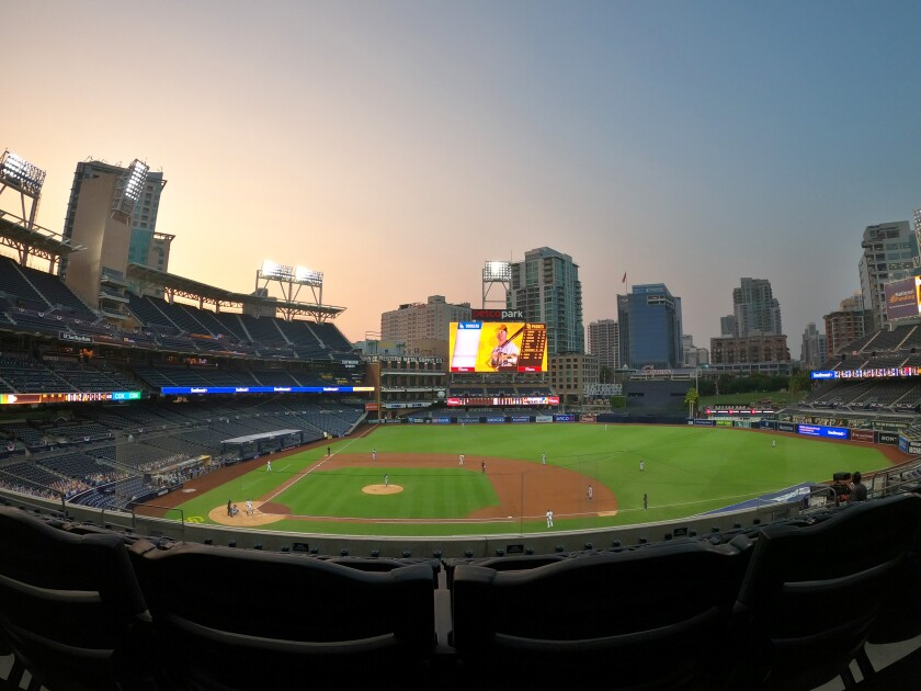 The Padres' longest homestand of the season got longer when their series against the Mariners was moved to Petco Park