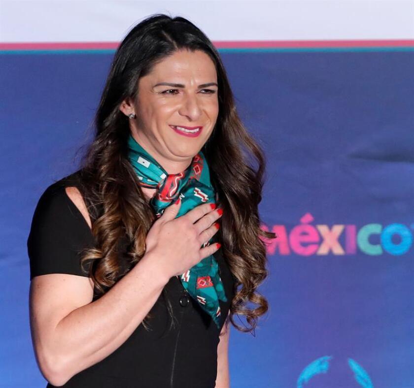 La excampeona mundial de los 400 metros planos, Ana Guevara, será la nueva titular del deporte mexicano, al ser elegida como directora de la Comisión Nacional de Cultura Física y Deportes (Conade). EFE/ARCHIVO