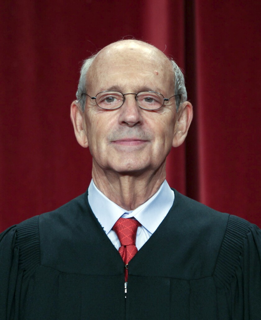 Justice Stephen G. Breyer suggested in 2005 that peremptory challenges be abolished.
