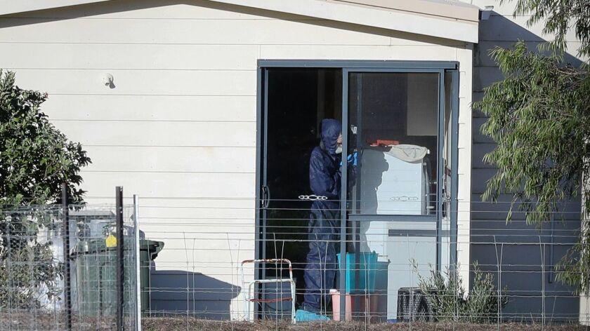 Seven people found dead near Margaret River, Western Australia, Osmington - 11 May 2018