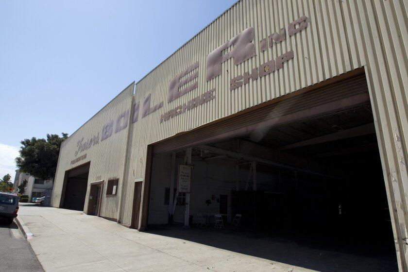 Dale Steele and Catt White co-founded the San Diego Public Market in this 92,000-square foot warehouse last year. They signed a 10-year lease with two 10-year options and had farmers markets Wednesdays and Sundays. Now the space is open only for special events. So what happened?