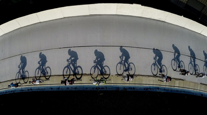 With its flat roads and pretty views, Balboa Park seems like a place that attracts easy-to-ride, cruiser bicycles. Hidden in the Balboa Park Recreation Area, however, is the San Diego Velodrome, an ovalshaped spot that welcomes speedy track bikes for popular Tuesday night races. The Velodrome,