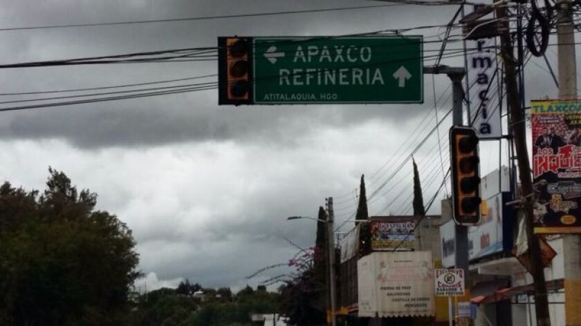 En Atitalaquia hay enojo por las promesas incumplidas.