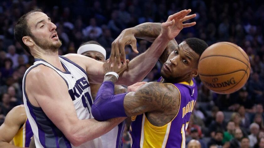 Five things we learned from the Lakers' 116-92 loss to the Sacramento Kings