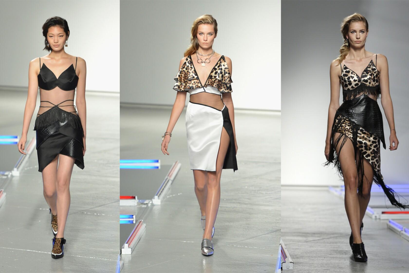 New York Fashion Week Spring 2014 Rodarte Review Los Angeles Times