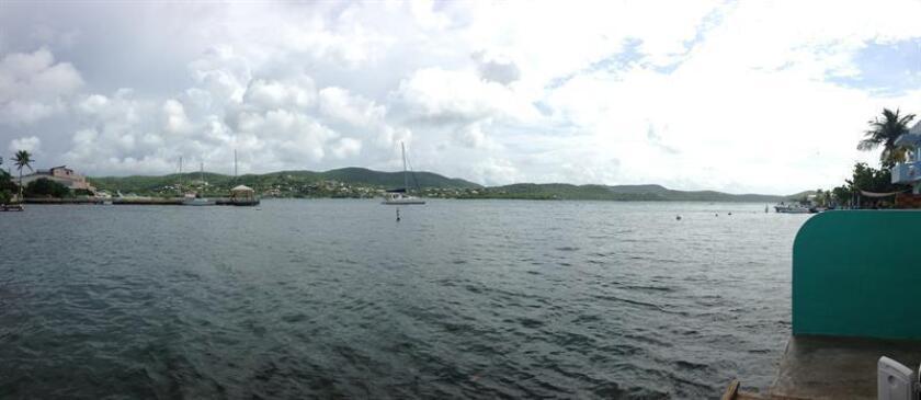 Fotografía tomada el sábado 23 de agosto de 2014, de la isla de Culebra, al extremo este de Puerto Rico. EFE/Archivo