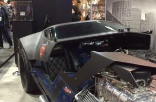 Hot Wheels Batman v Superman Twinmill