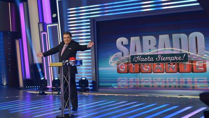 'Sábado Gigante' ends its run after 53 years