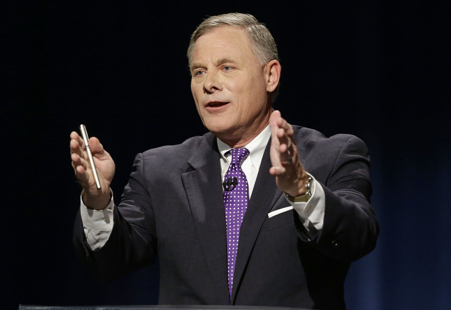 Los Angeles Times appeals judge's ruling denying access to Sen. Burr search warrant