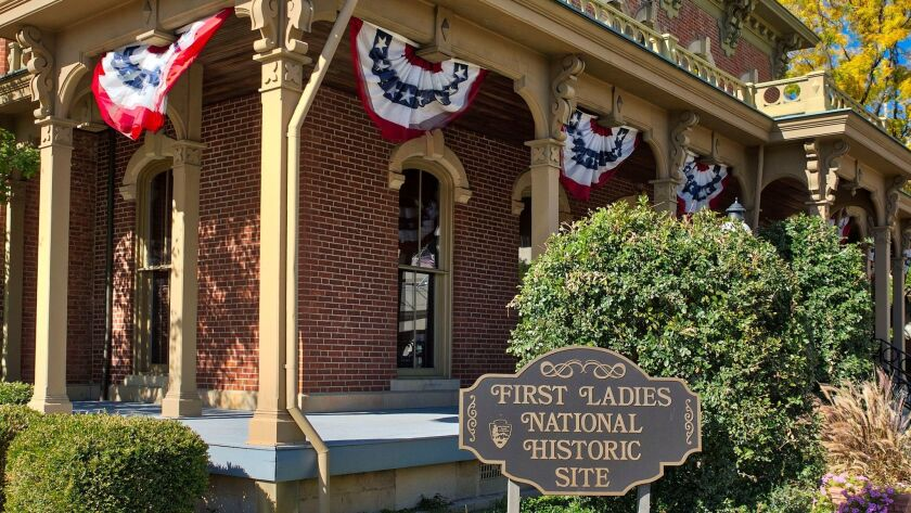 First Ladies National Historic Site Museum, Ohio, USA