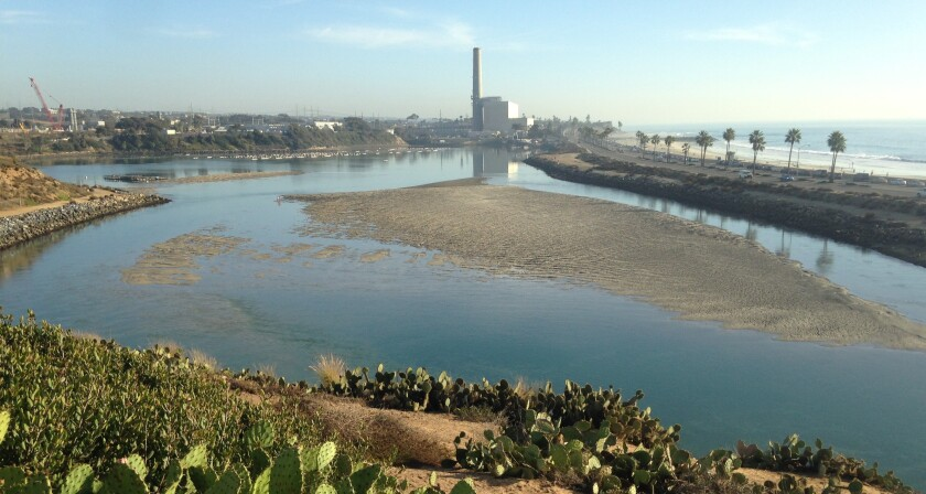 Dredging is expected to begin in November for the Agua Hedionda Lagoon in Carlsbad.