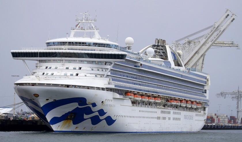 Virus Outbreak Cruise Ship