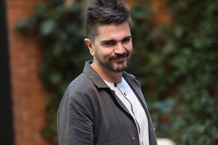 El cantante colombiano Juanes. EFE/ARCHIVO