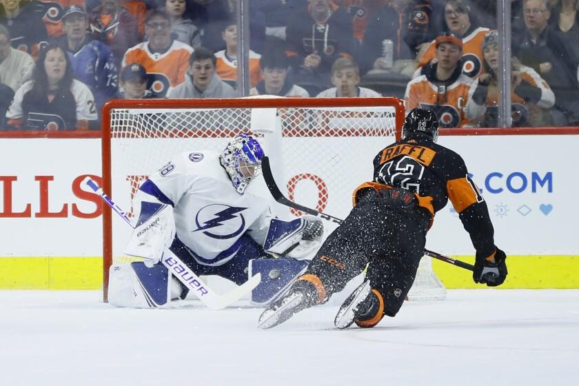 Lightning Flyers Hockey