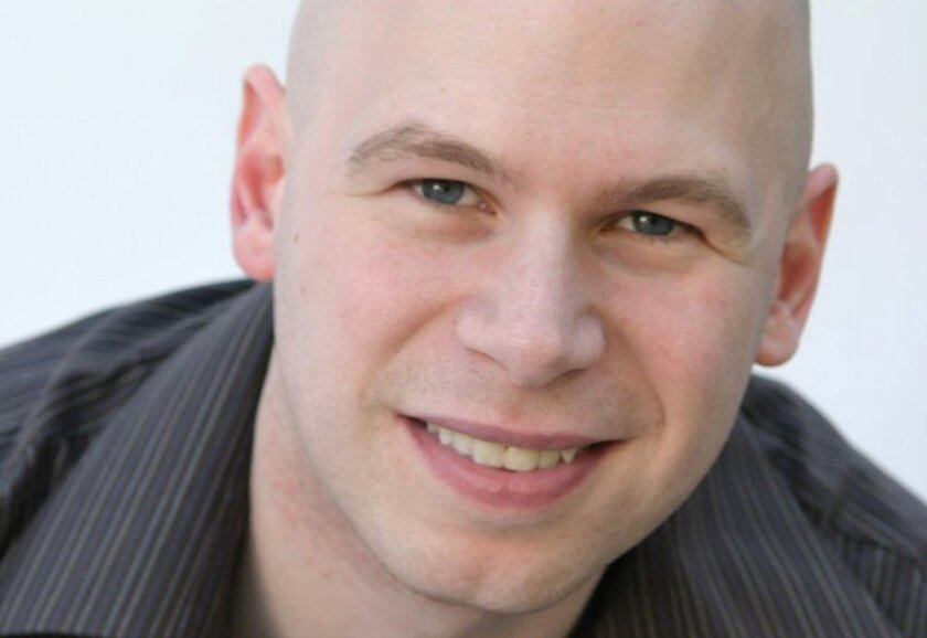 Comedian John Roy performs this weekend at Aces Comedy Club.